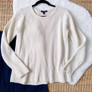 Banana Republic Open Back Knit Sweater